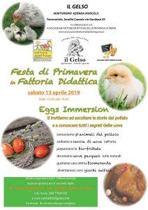 Festa di Primavera @ Azienda Agricola il Gelso